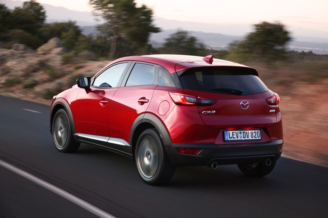 Nuova Mazda CX-3 - Foto 34 di 34