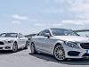 Nuova Mercedes Classe C Coupe - Posteriore laterale