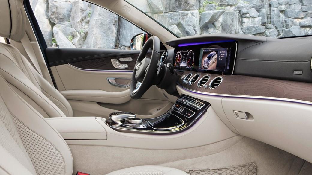 Nuova Mercedes Classe E SW All Terrain prime foto stampa 21 settembre 2016