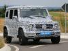 Nuova Mercedes Classe G MY 2017 foto spia 29 luglio 2016