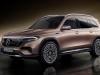 Nuova Mercedes EQB 2021