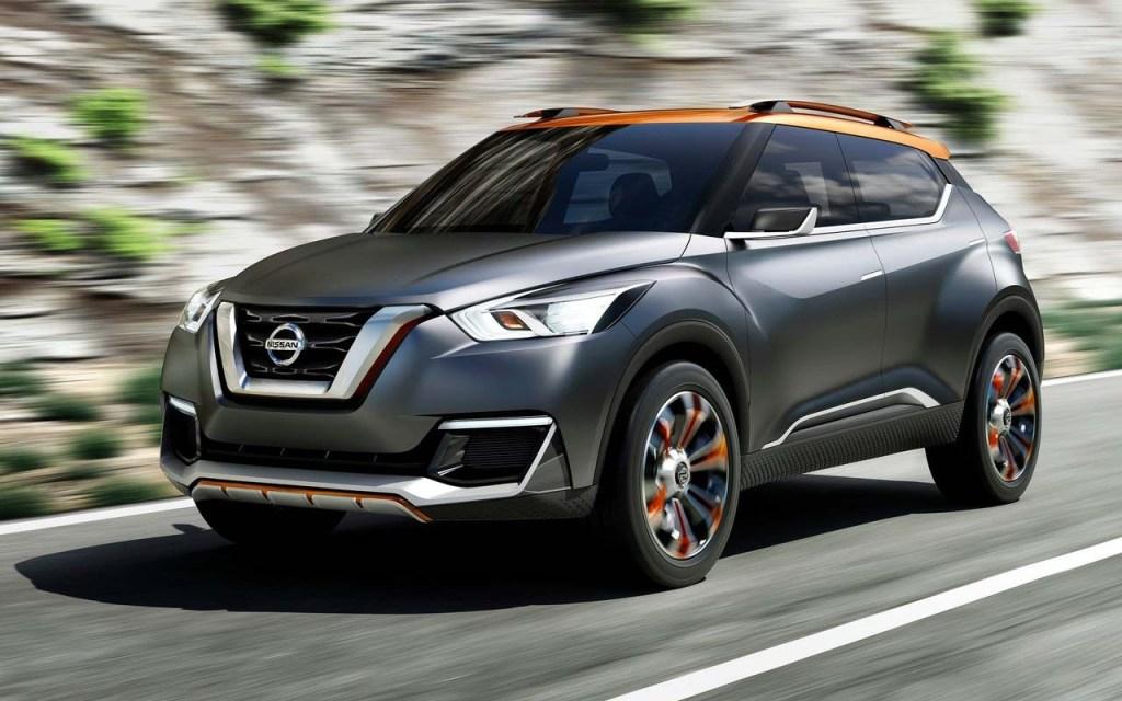 Nuova Nissan Juke 2020 - Foto render