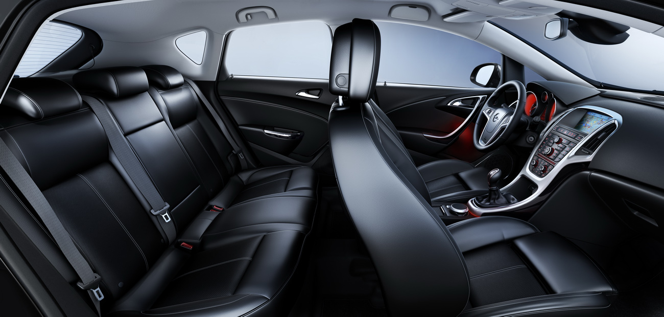 Nuova Opel Astra 3 16
