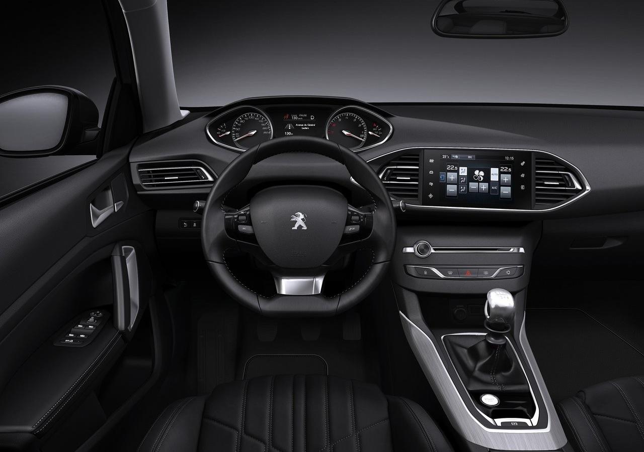 Nuova Peugeot 308 2014 - 7/18
