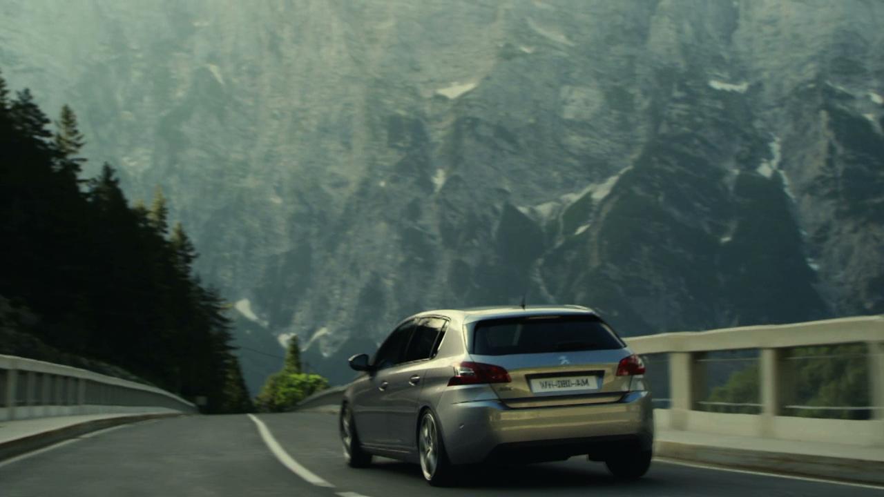 Nuova Peugeot 308 - Spot i-Sensations