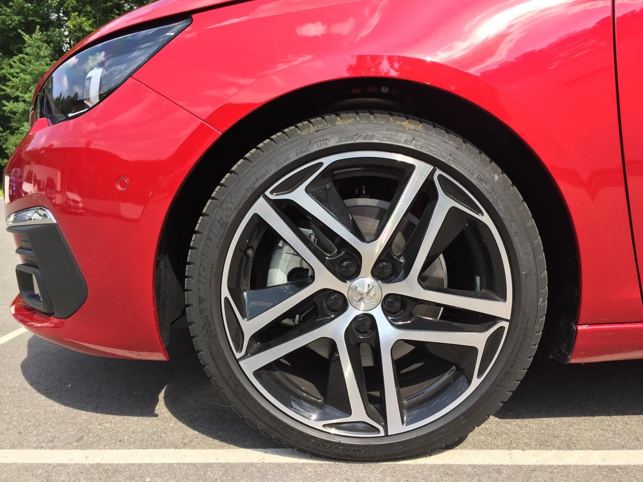 Nuova Peugeot 308 - Test drive