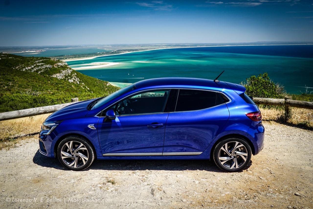 Nuova Renault Clio 2019 - Test Drive in anteprima