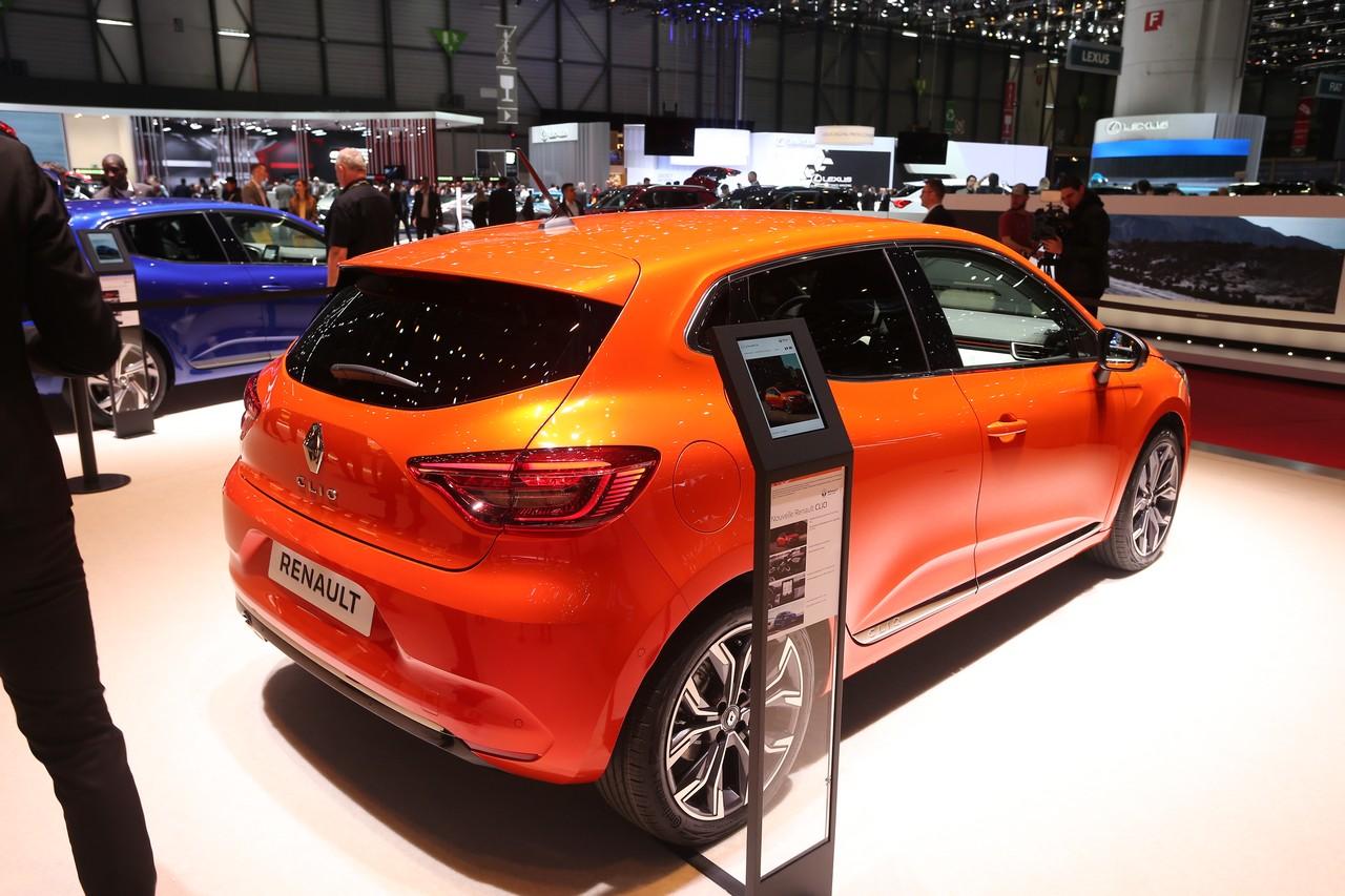 Nuova Renault Clio - Salone di Ginevra 2019