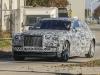Nuova Rolls Royce Phantom MY 2018 foto spia 4 novembre 2016