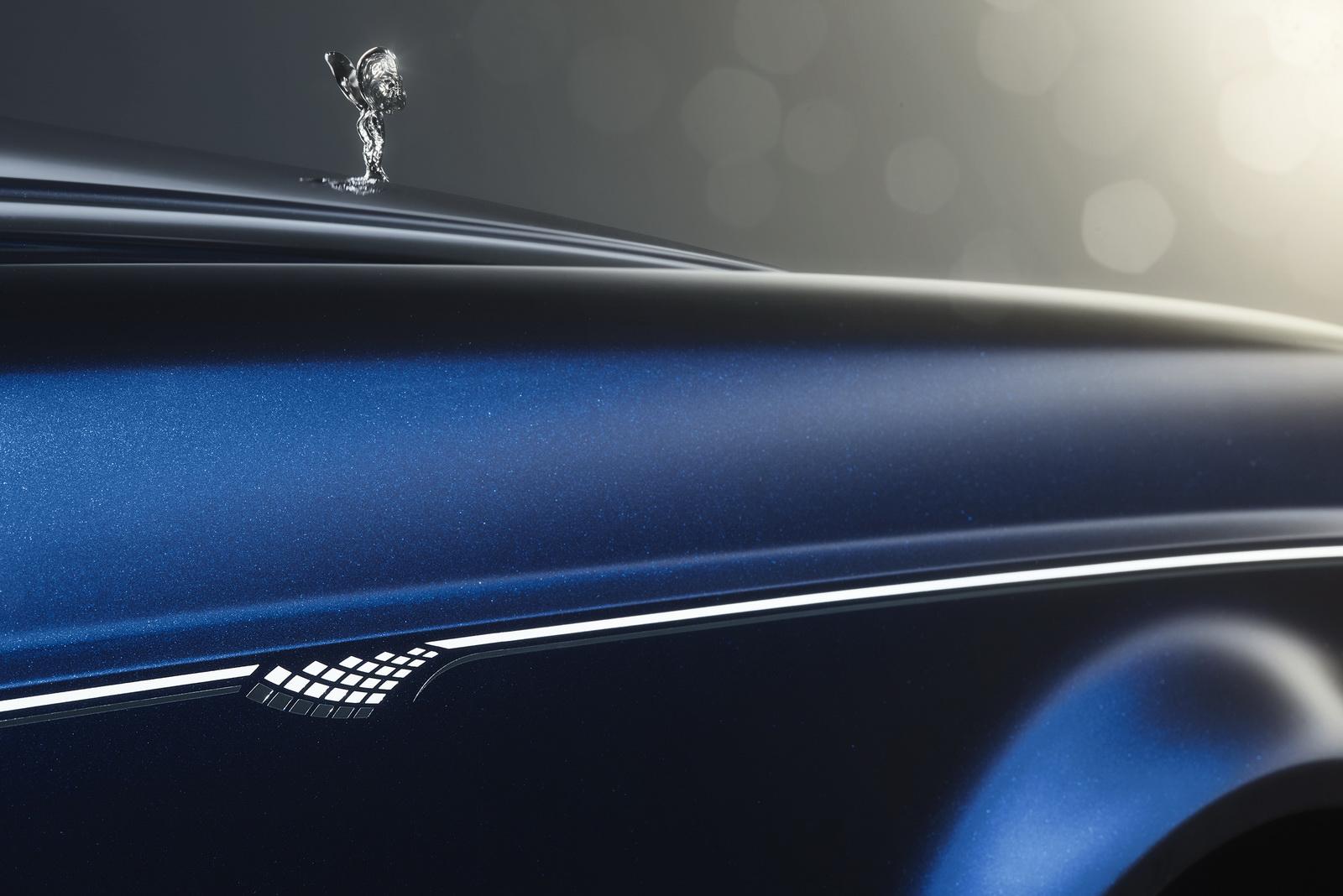 Nuova Rolls-Royce Phantom