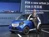 Nuova Smart Fortwo - Salone di Shanghai 2015