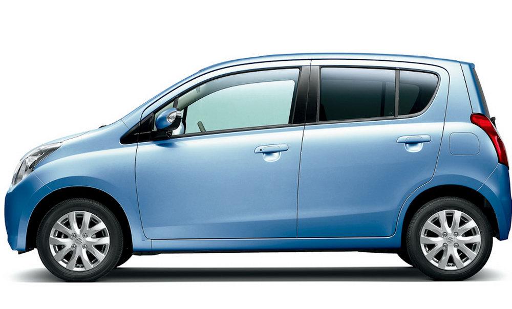 Nuova Suzuki Alto Concept