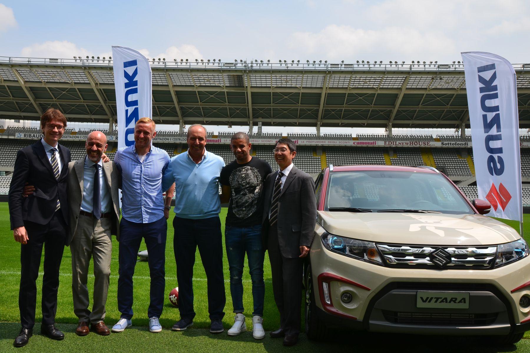 Nuova Suzuki Vitara Toro Edition