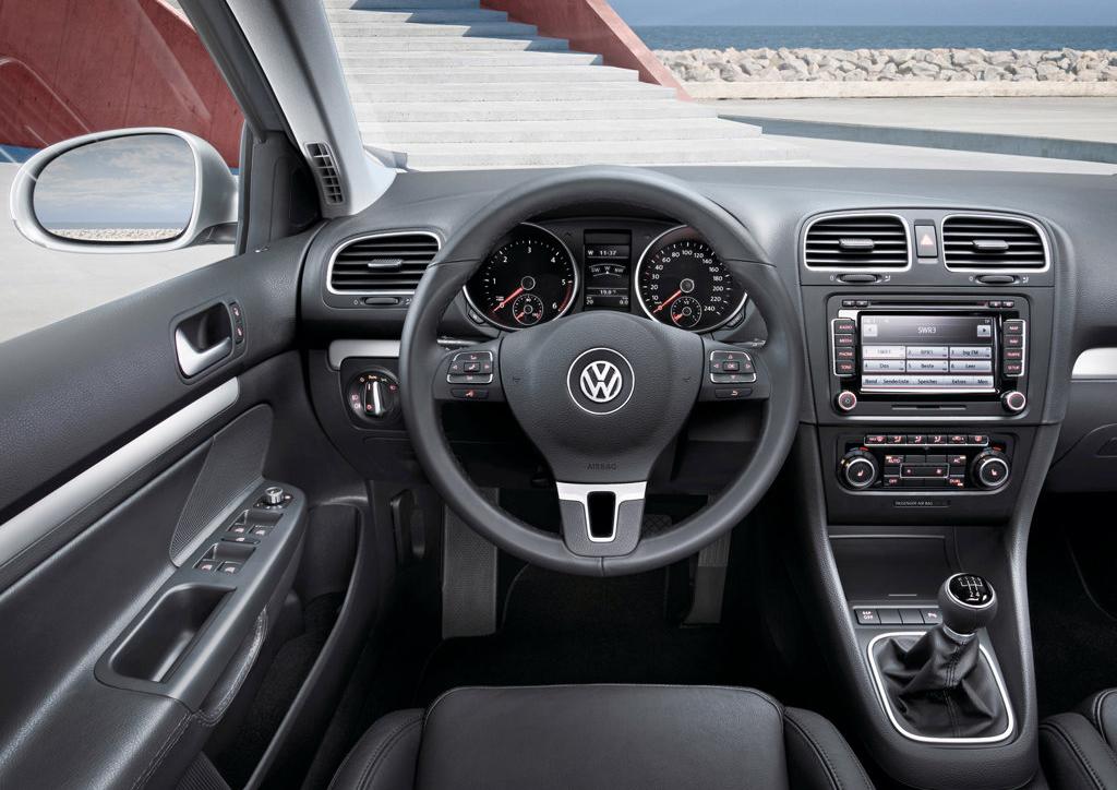 Nuova Volkswagen Golf Variant 1 8