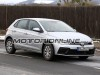 Nuova Volkswagen Polo 2021 - prime foto spia