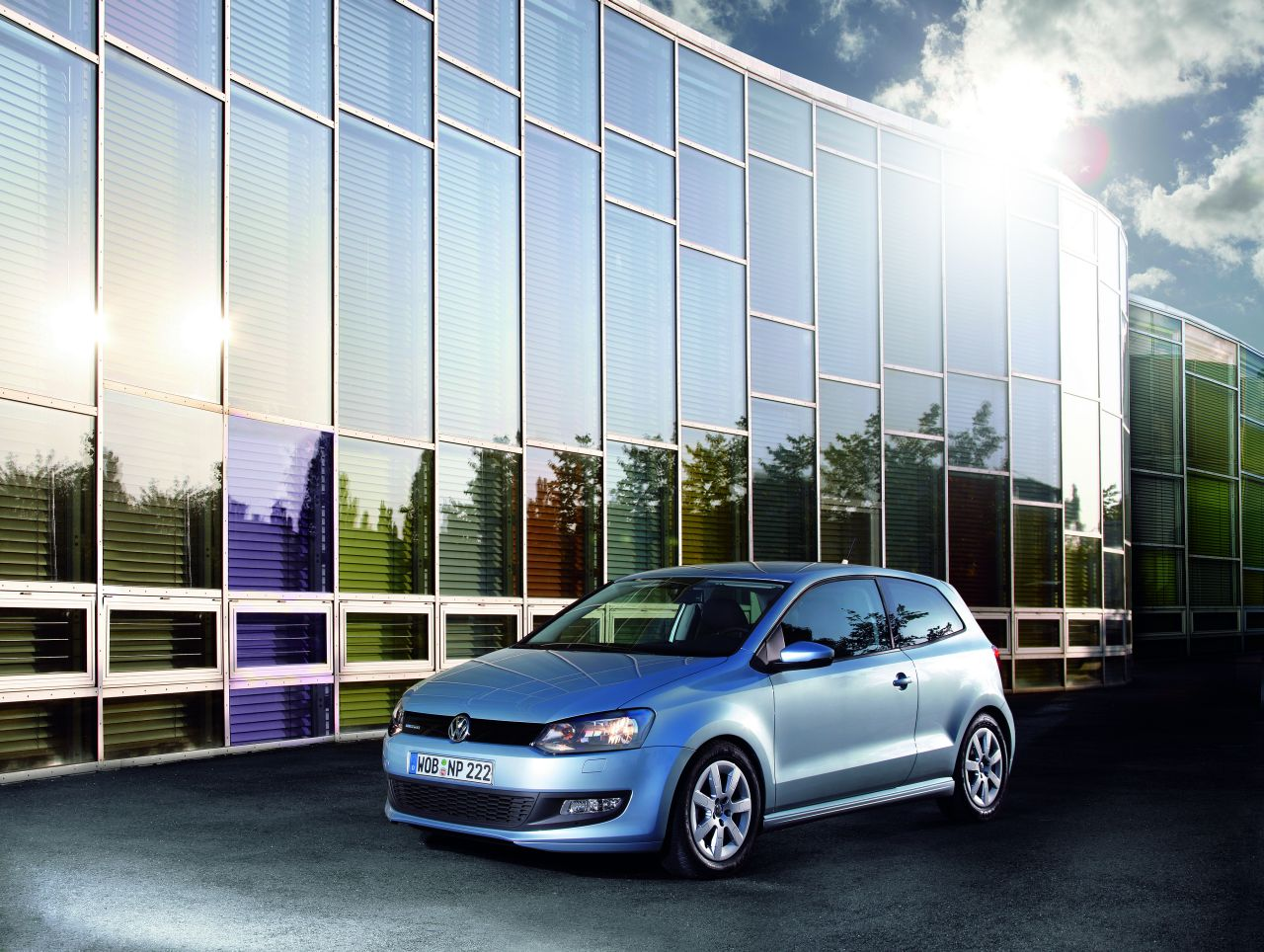Nuova Volkswagen Polo BlueMotion