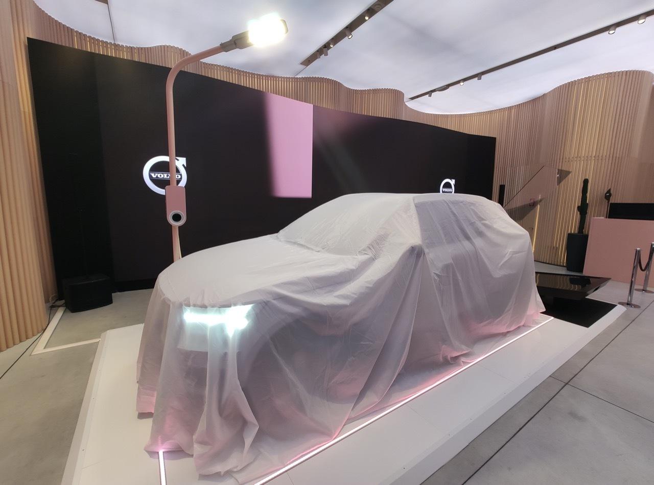 Nuova Volvo XC40 Recharge