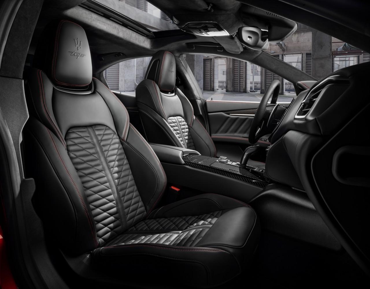 Nuovi allestimenti Maserati 2022