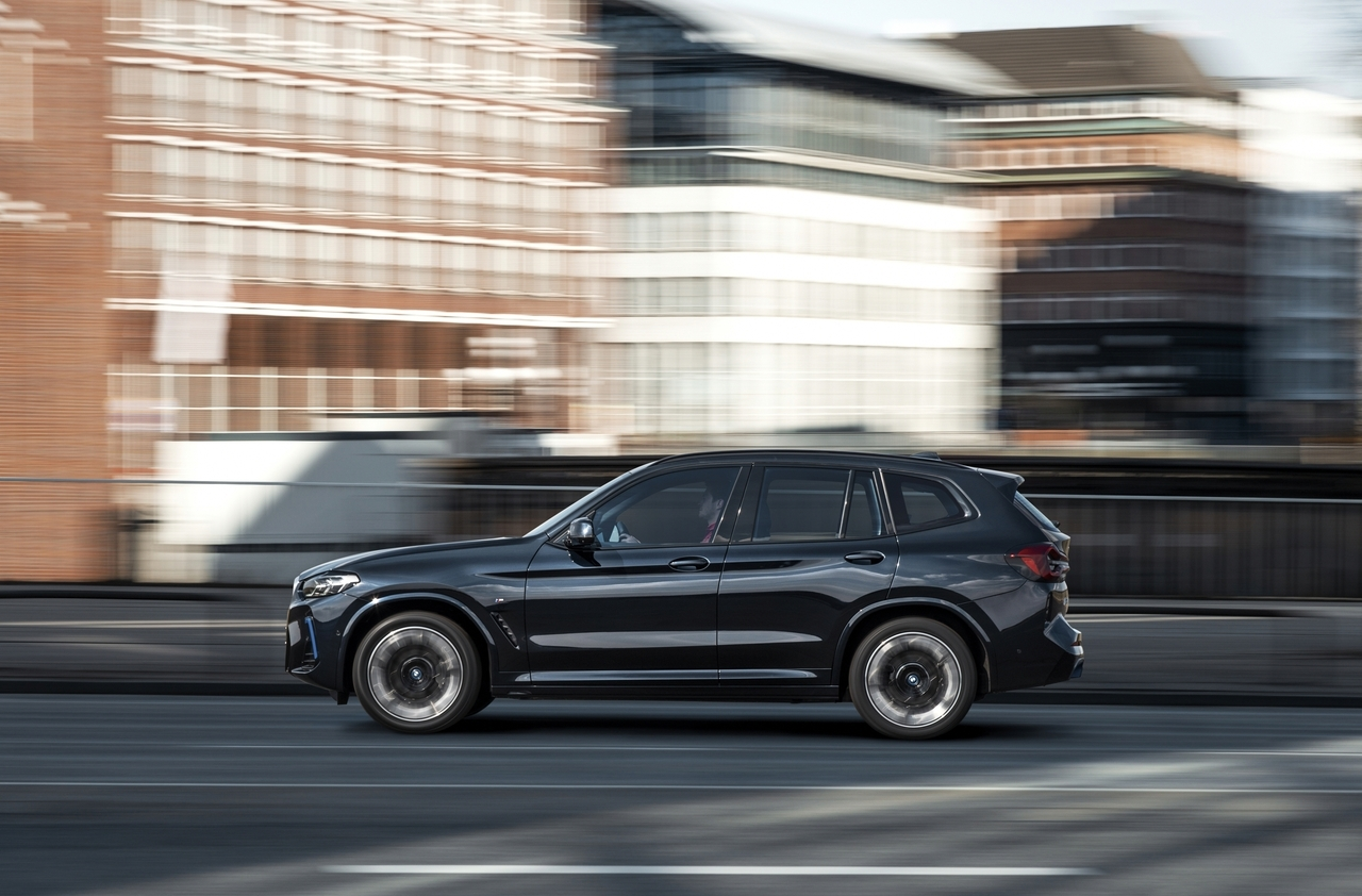 Nuovo BMW iX3