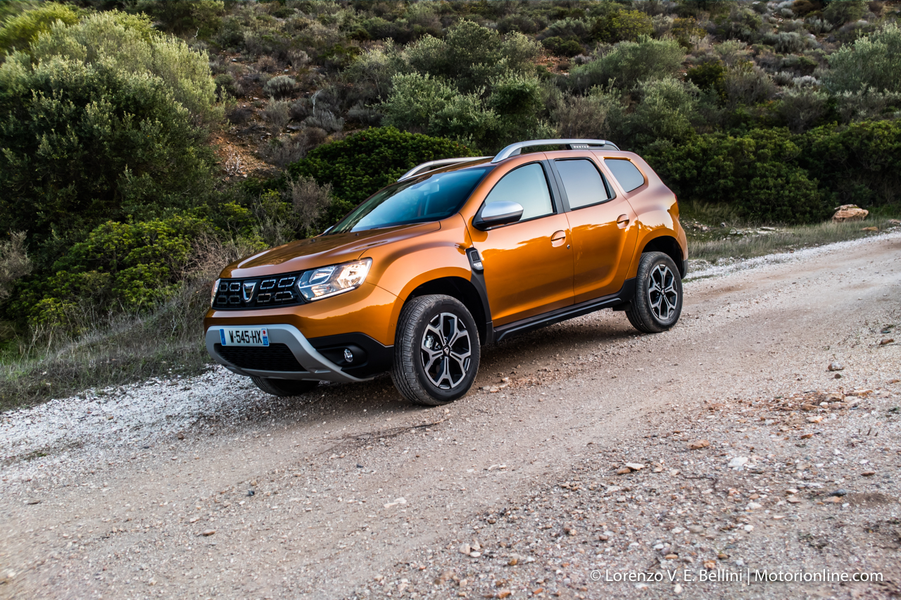 nuovo dacia duster my 2018 anteprima test drive 10 48. Black Bedroom Furniture Sets. Home Design Ideas