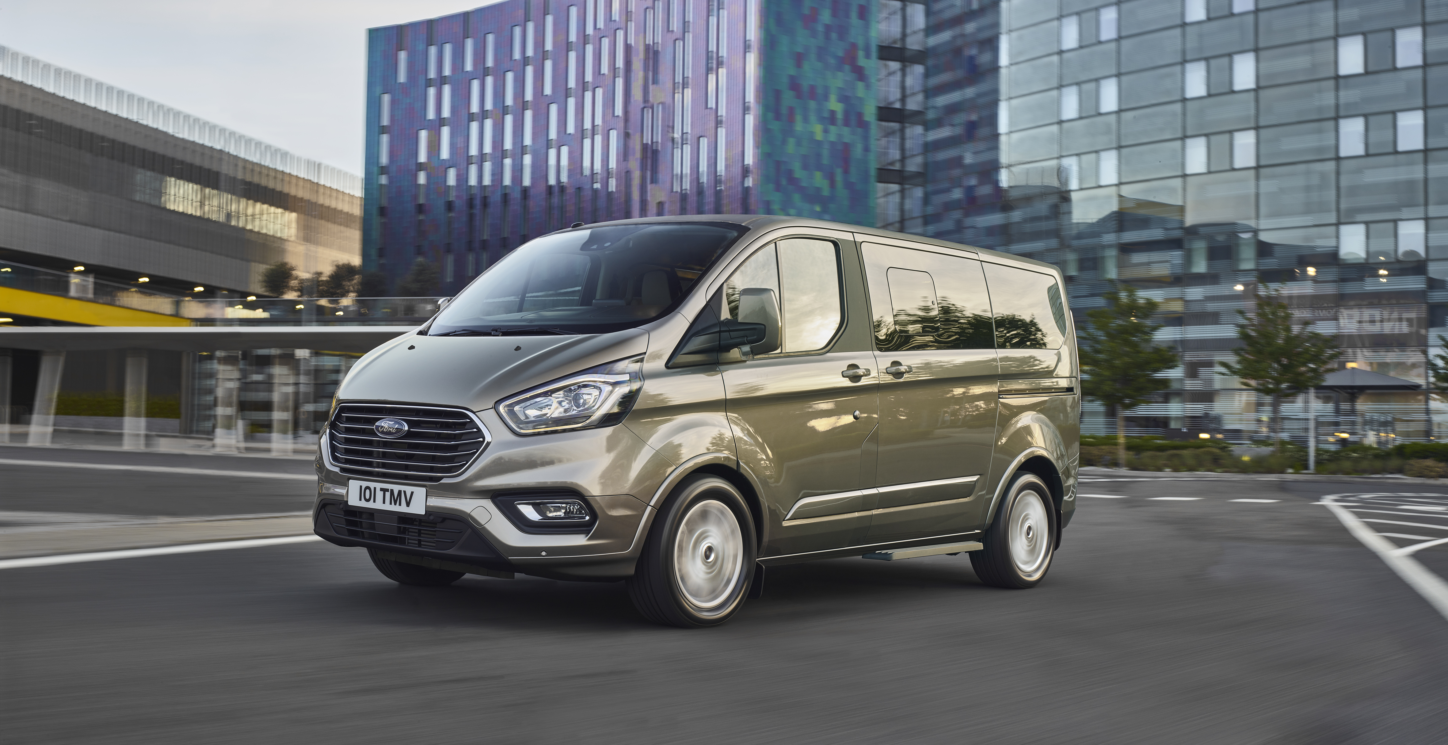 Nuovo Ford Tourneo Custom MY 2018