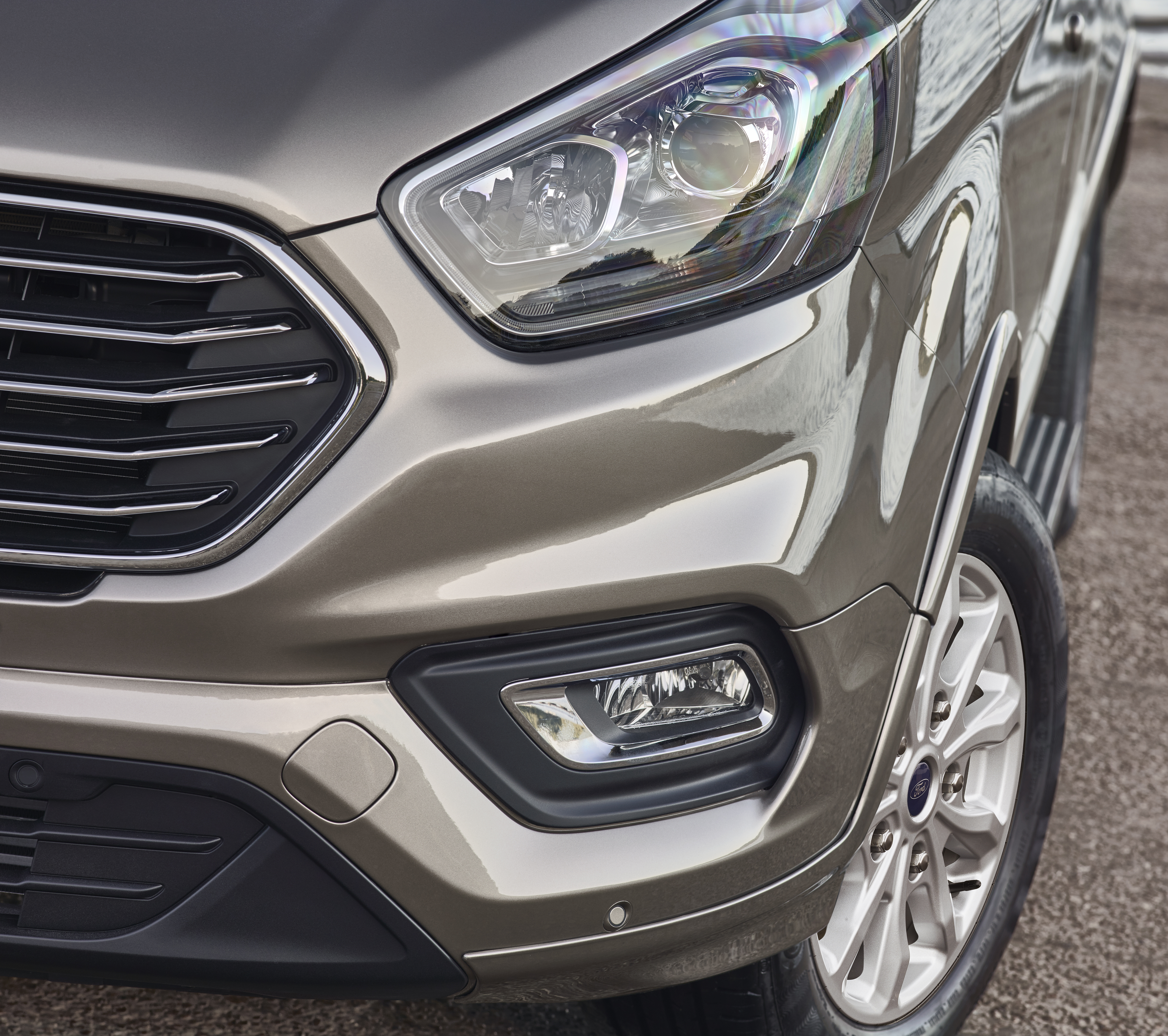 Nuovo Ford Tourneo Custom MY 2018