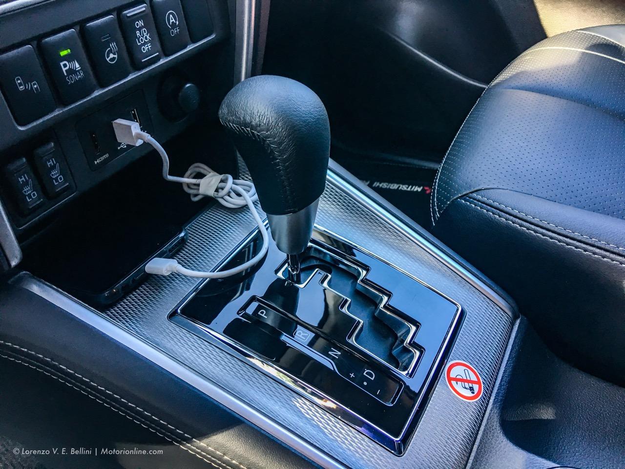 Nuovo Mitsubishi L200 MY 2020 - Prova su strada in anteprima