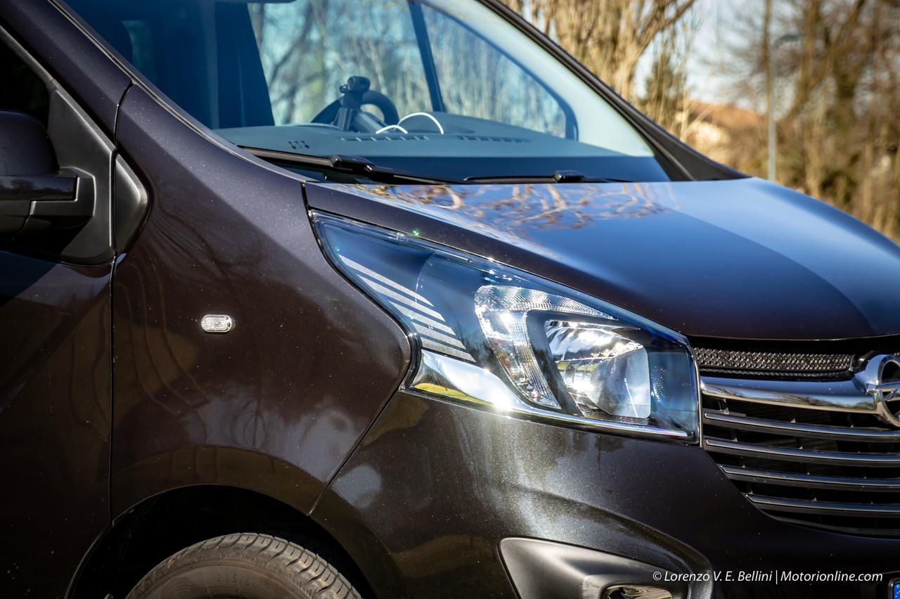 Nuovo opel Vivaro 2019 - Prova su Strada
