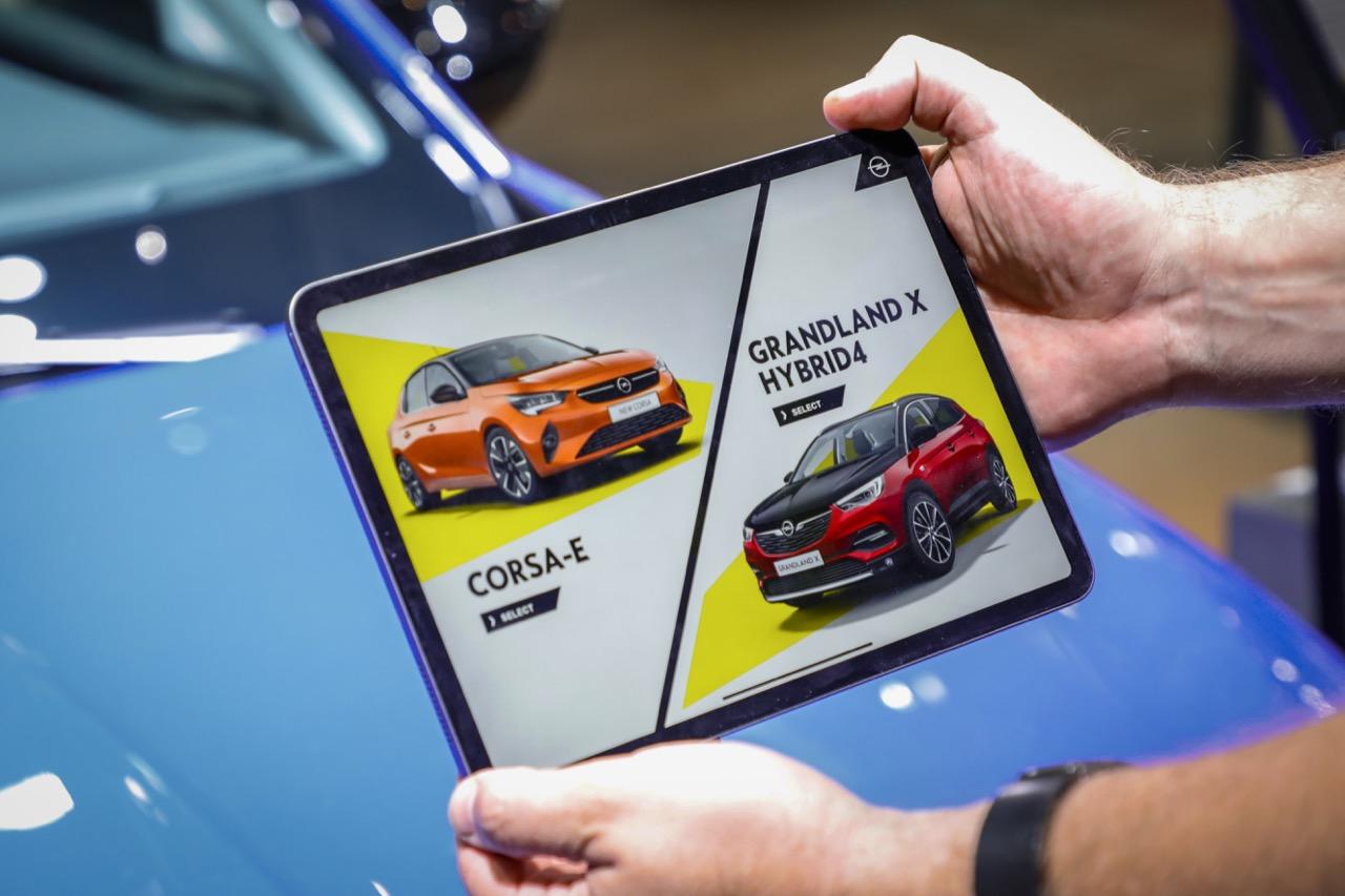 Opel - anteprime al Salone di Francoforte 2019