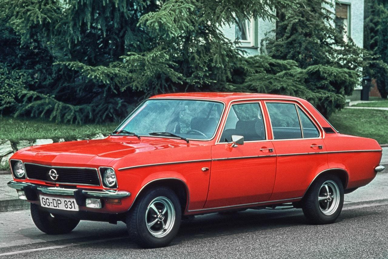 Opel Ascona - foto storiche