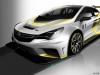 Opel Asta TCR - rendering