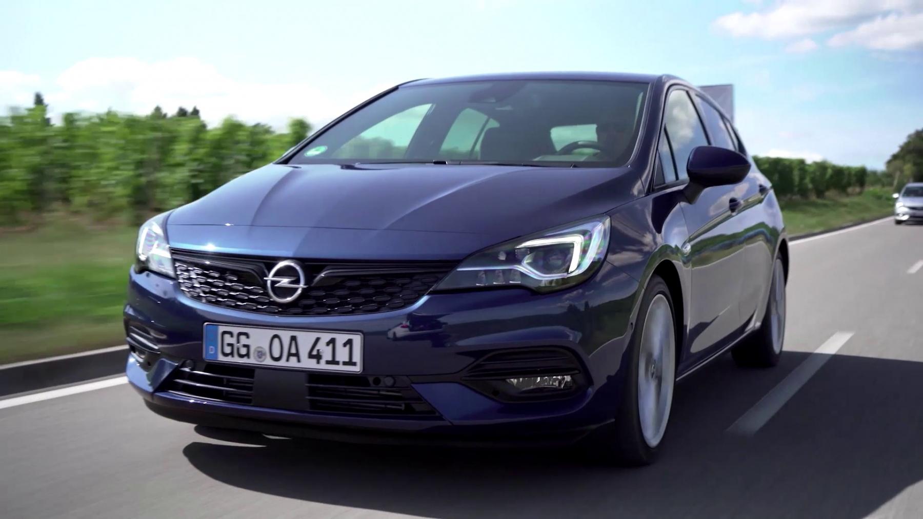 Opel Astra 2019