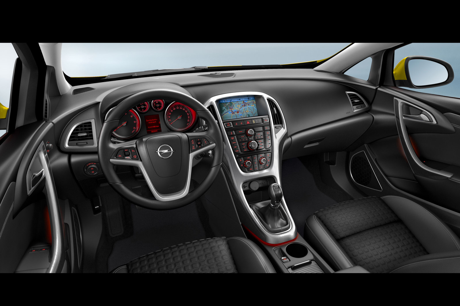 Opel Astra Gtc 2012 15 32