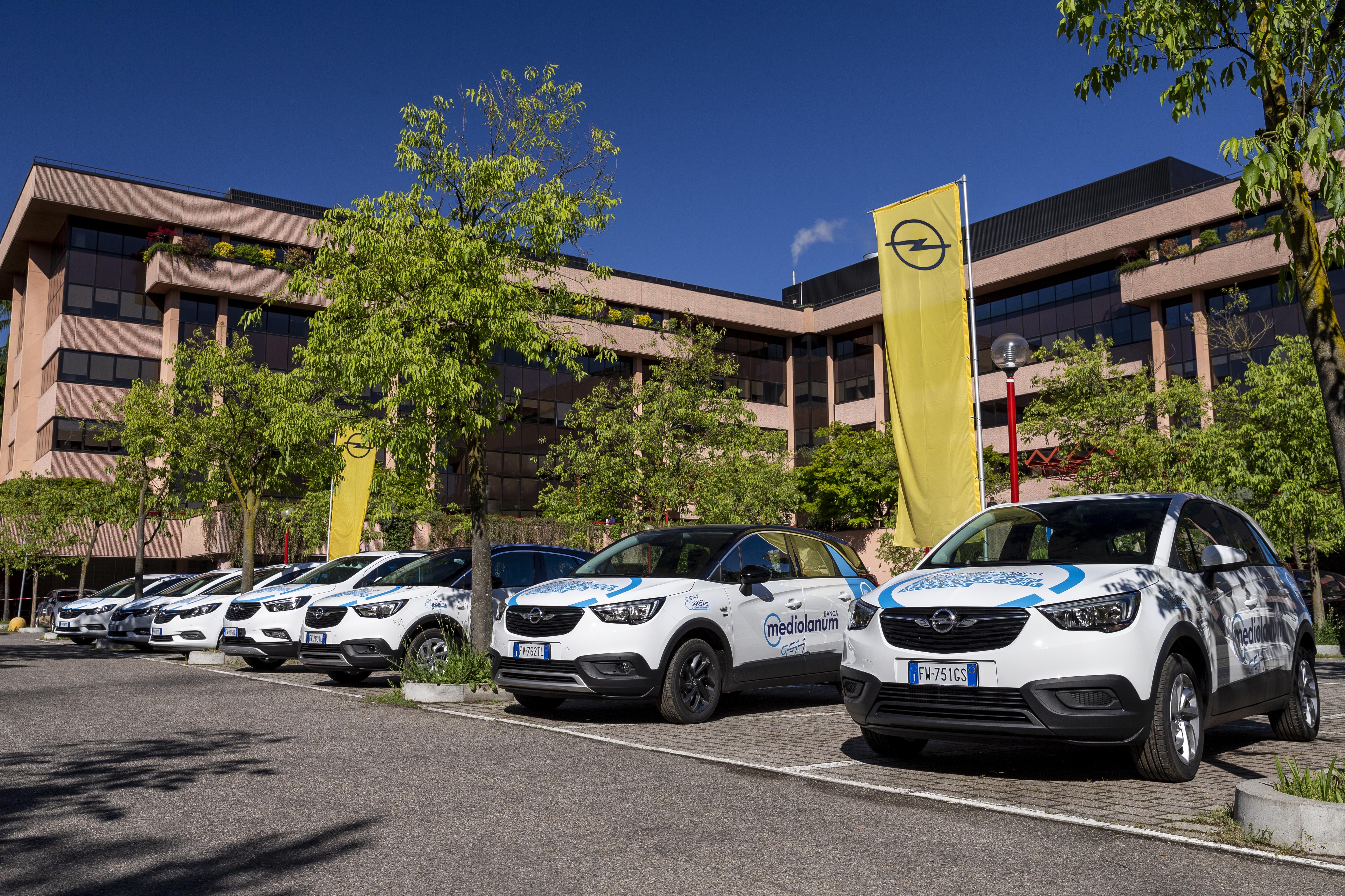 Opel - Banca Mediolanum