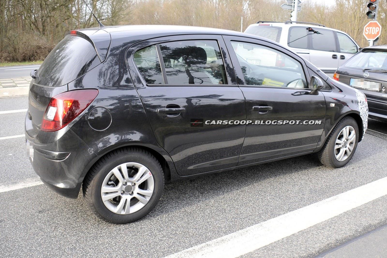 Opel Corsa 2014 restyling - 8/11