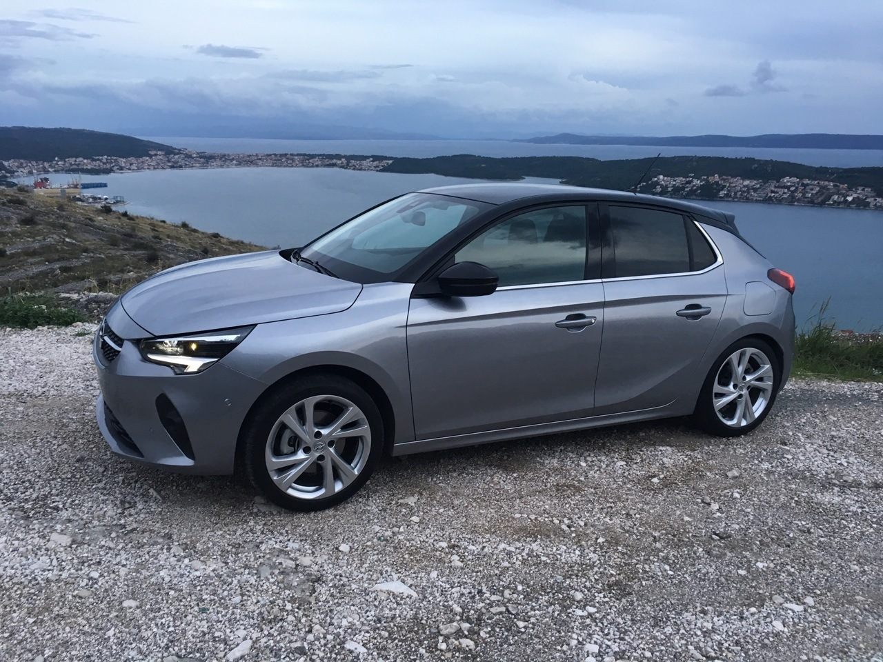 Opel Corsa 2020 - Prova Croazia