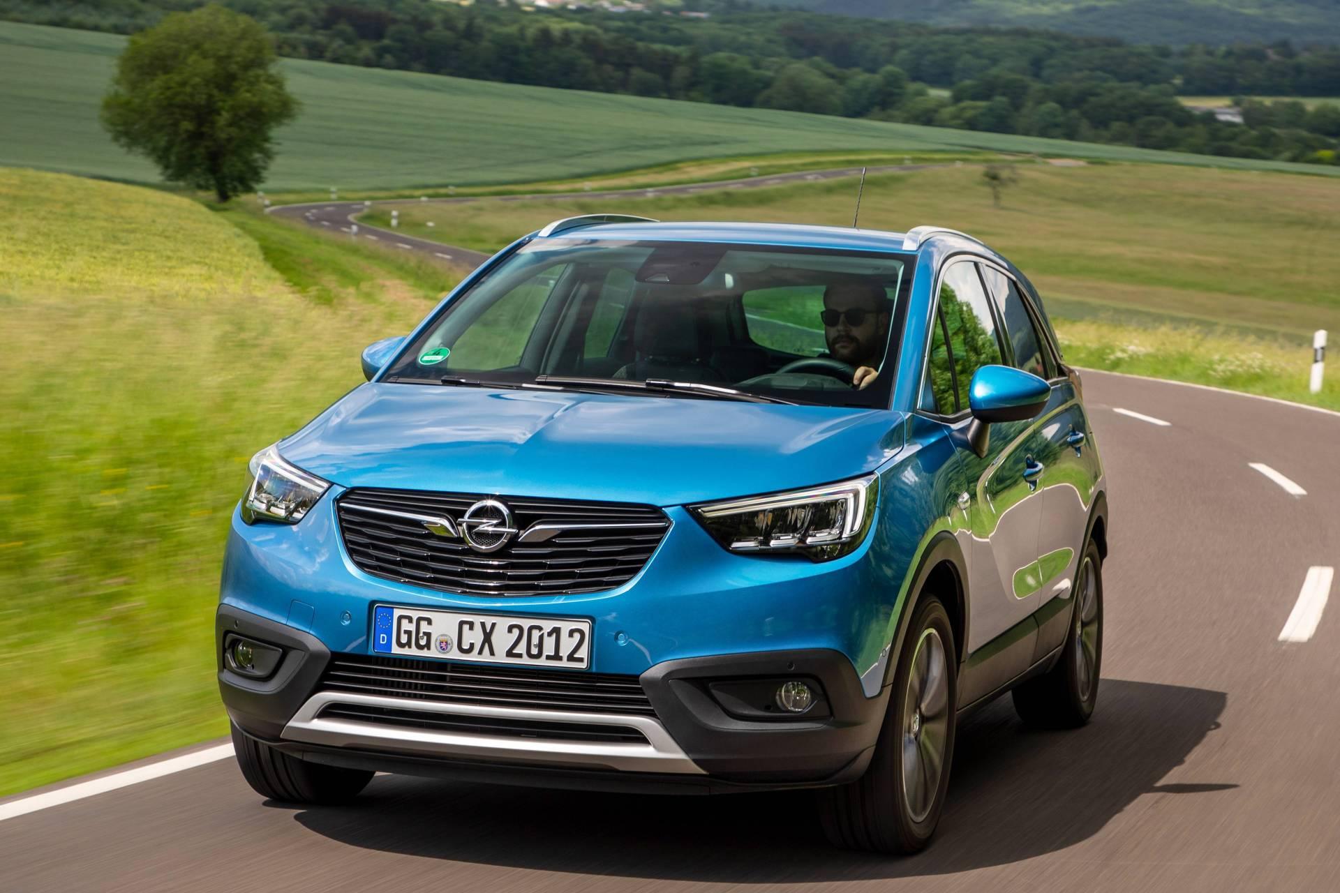 Opel Crossland X - 1.2 turbo