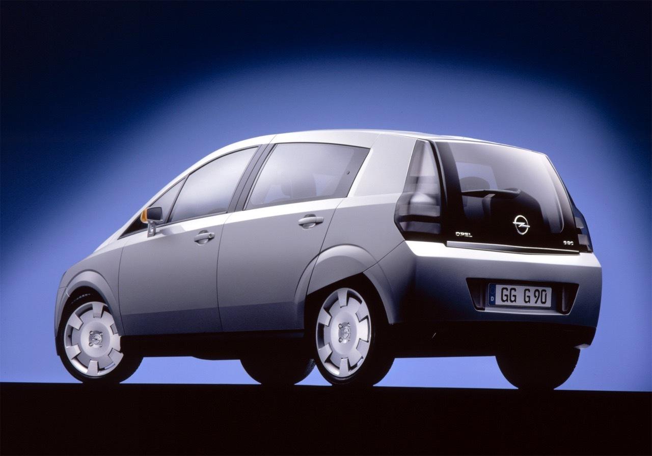 Opel G90 concept - foto