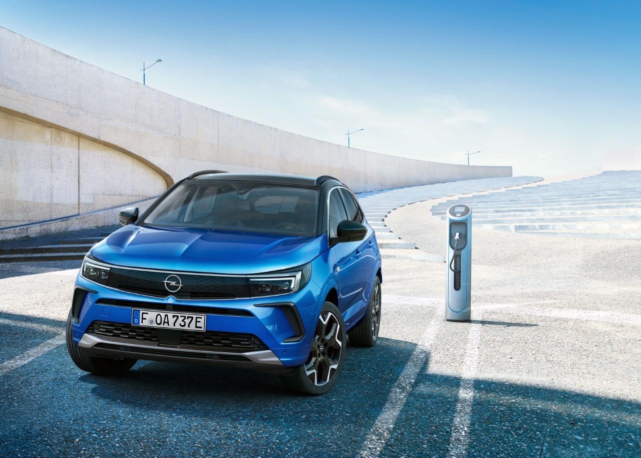 Opel Grandland 2021 - Foto ufficiali