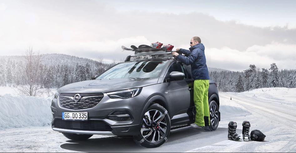 vendita economica migliore qualità codice coupon Opel Grandland X - Accessori - 8/9