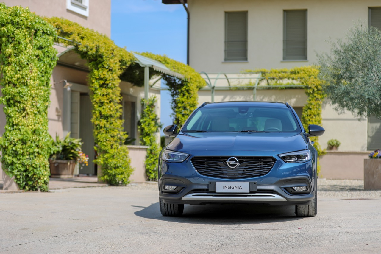 Opel Insignia Country Tourer 2019