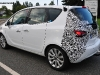 Opel Meriva 2014 - Foto spia 24-09-2013