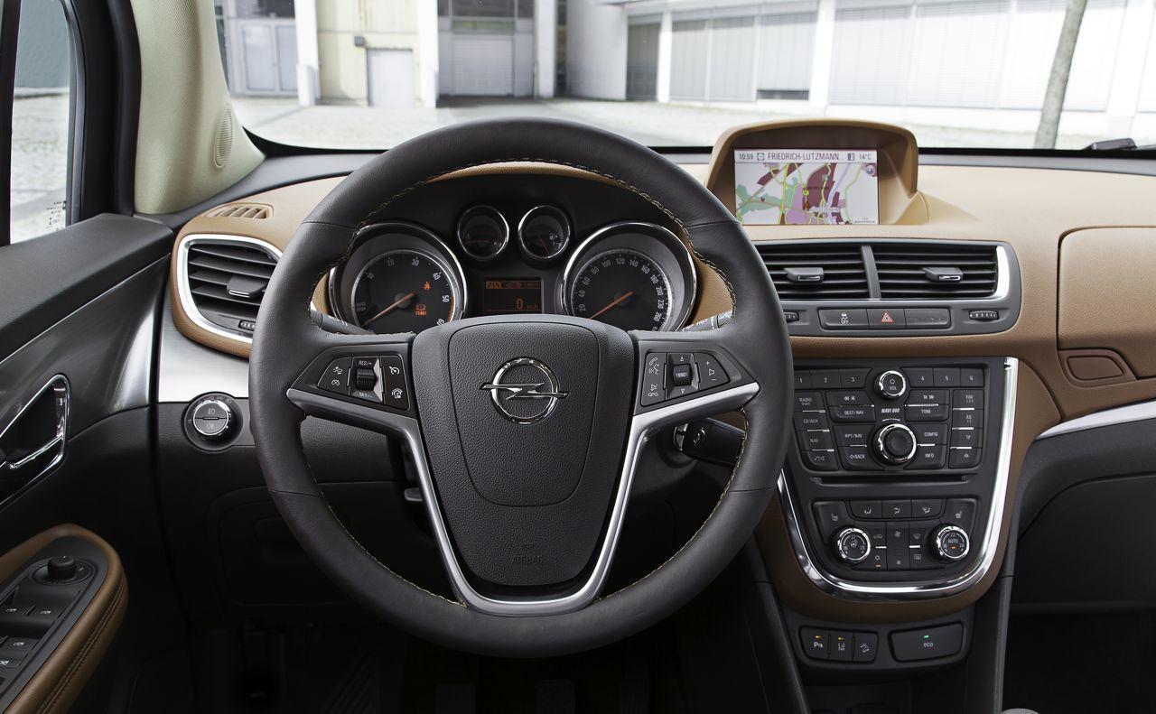 Opel Mokka - 2012 (Foto 8 di 91)
