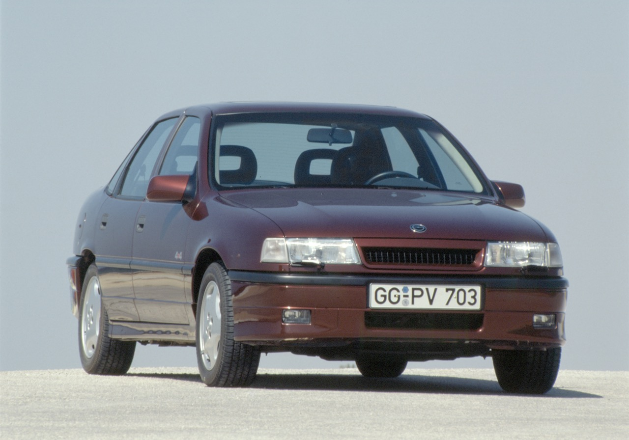 Opel Vectra 2.0i 4x4 - foto