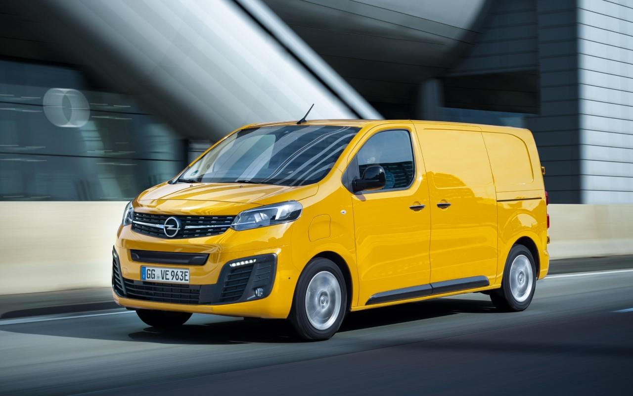 Opel Vivaro-e - Foto ufficiali