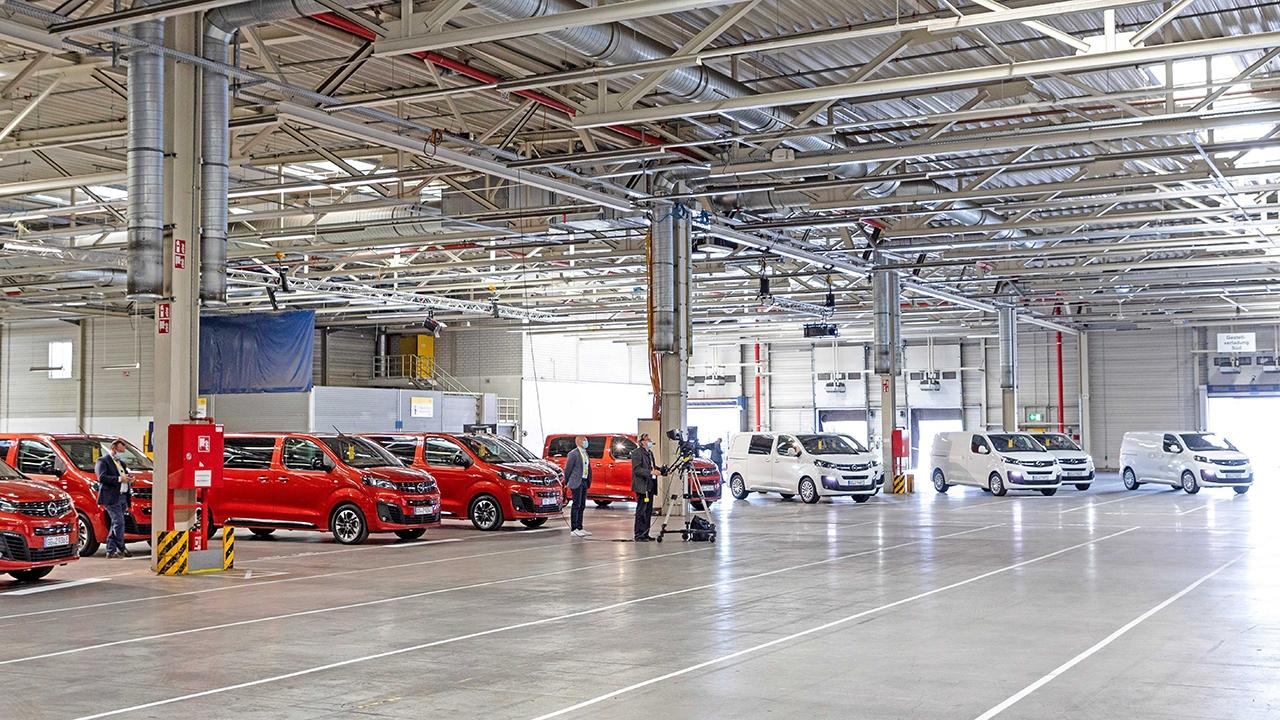Opel Vivaro-e / Zafira-e Life 2020