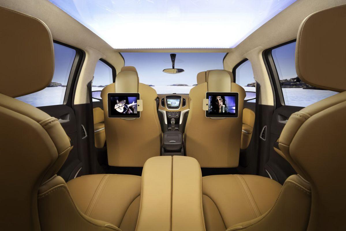 opel zafira tourer concept 12 16. Black Bedroom Furniture Sets. Home Design Ideas