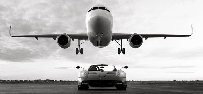 Pagani - Airbus AC319neo