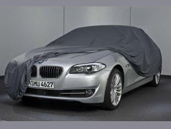 Parziale rivelazione della BMW Serie-5