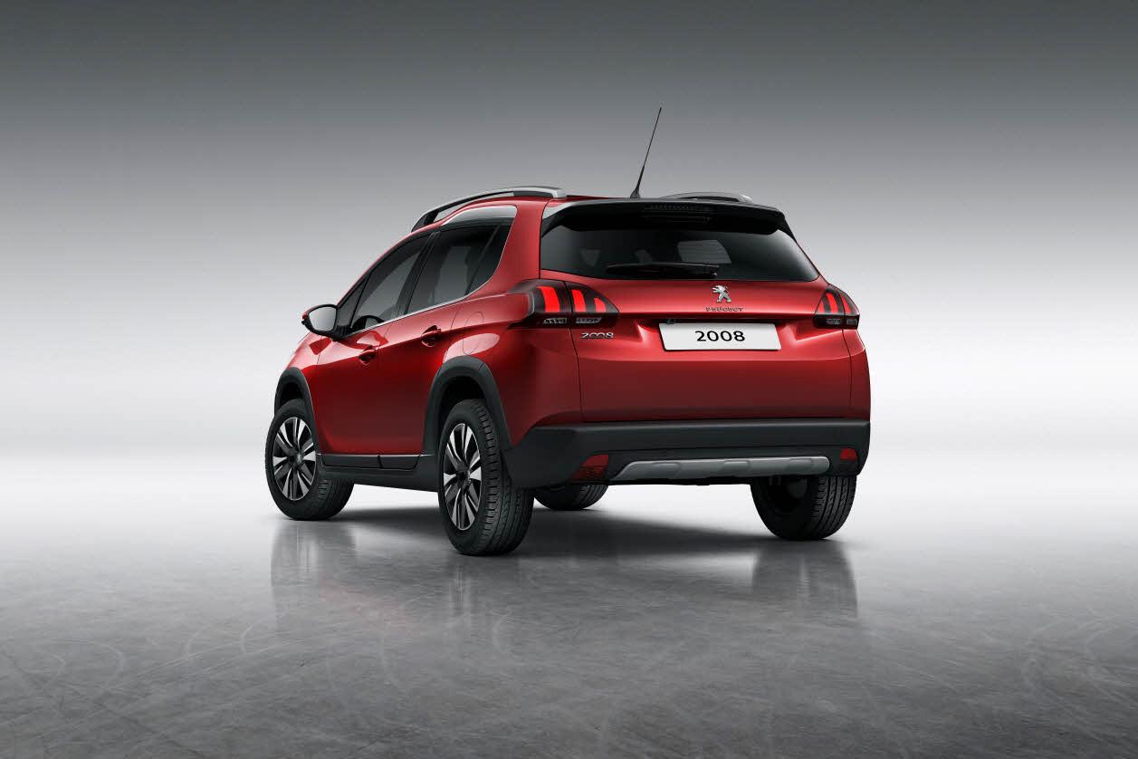 Peugeot 2008 MY 2016